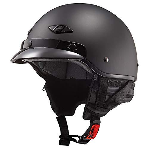 LS2 Helmets Unisex-Adult Half-Size-Helmet-Style Bagger Helmet