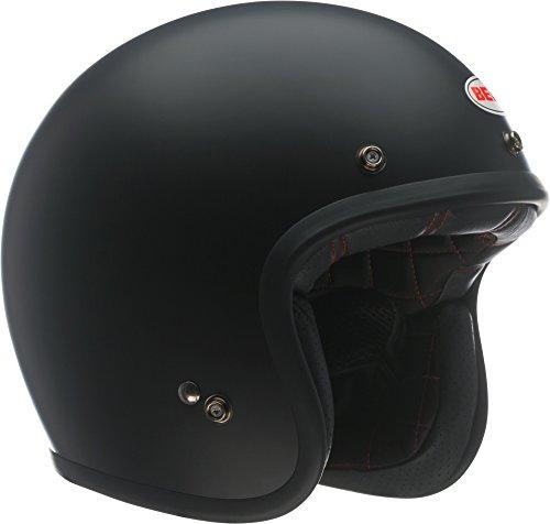Bell Custom 500 Helmet (Matte Black - Large)