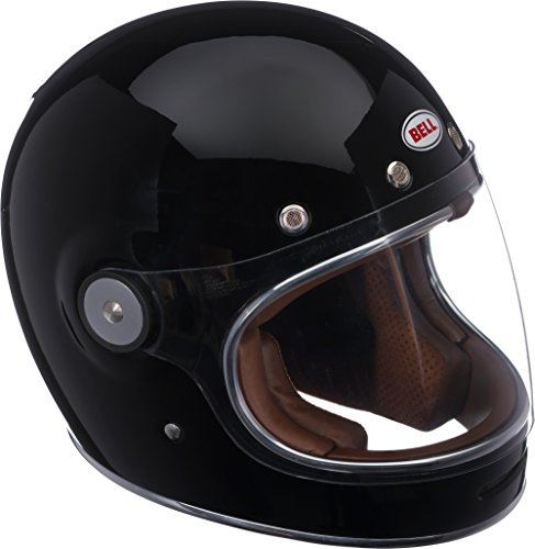 Bell Bullitt Helmet (Gloss Black - Large)
