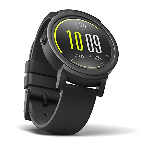TicWatch E Bluetooth Smartwatch with Google Assistant