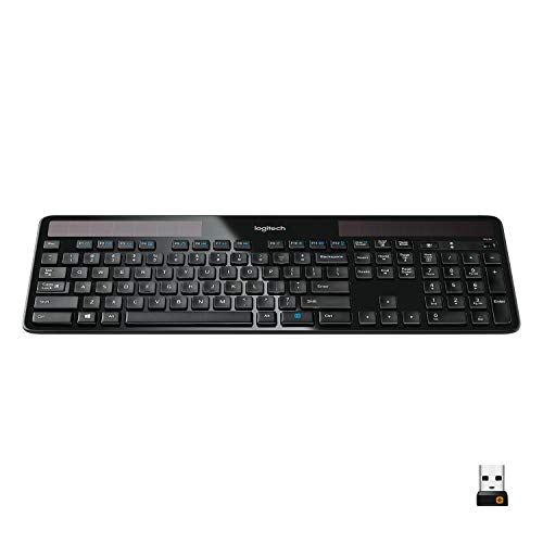 Logitech K750 Wireless Solar