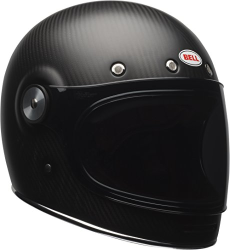 Bell Bullitt Carbon Street Racing Motorcycle Helmet