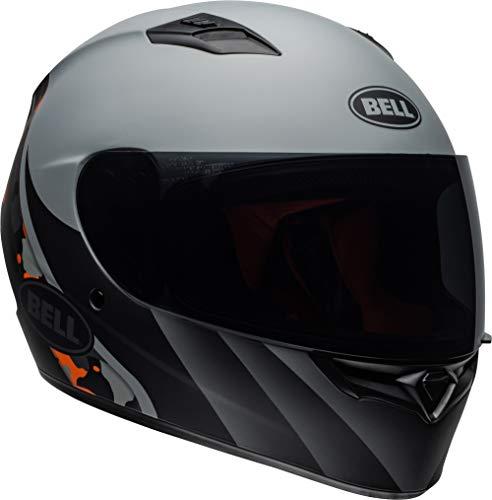 Bell Qualifier Street Helmet - Integrity Matte Grey/Orange Camo - XX-Large