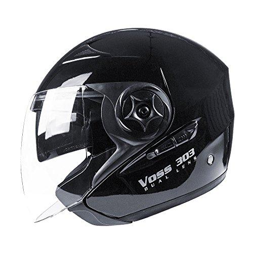 Voss 303 Purple Eclipse Helmet