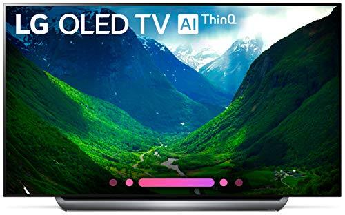 LG OLED65C8P 65-inch 4K Ultra HD Smart