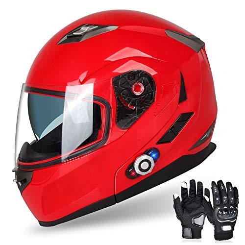 FreedConn Flip Up Dual Helmet