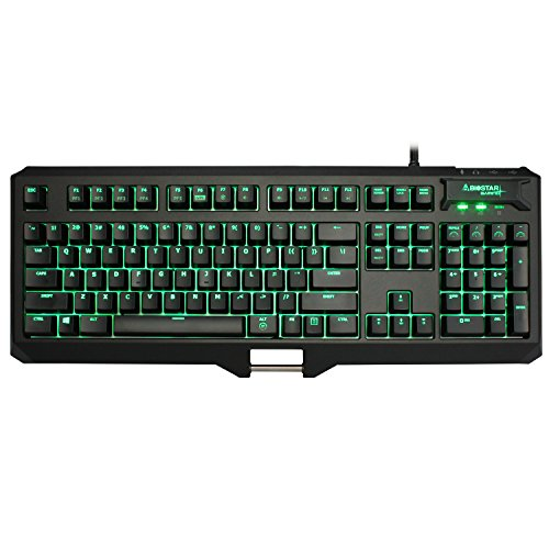 Biostar Keyboard GK1 PRO Gaming Silent Mechanical Keyboard