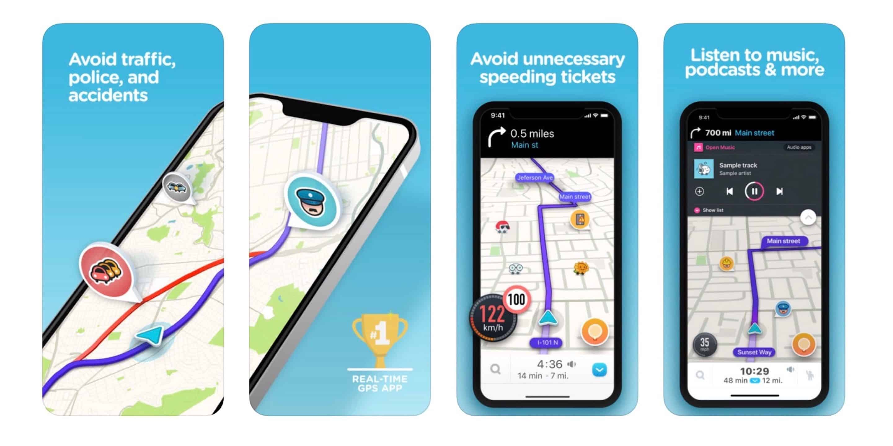 The Latest version of Waze Maps supports Siri Shortcuts