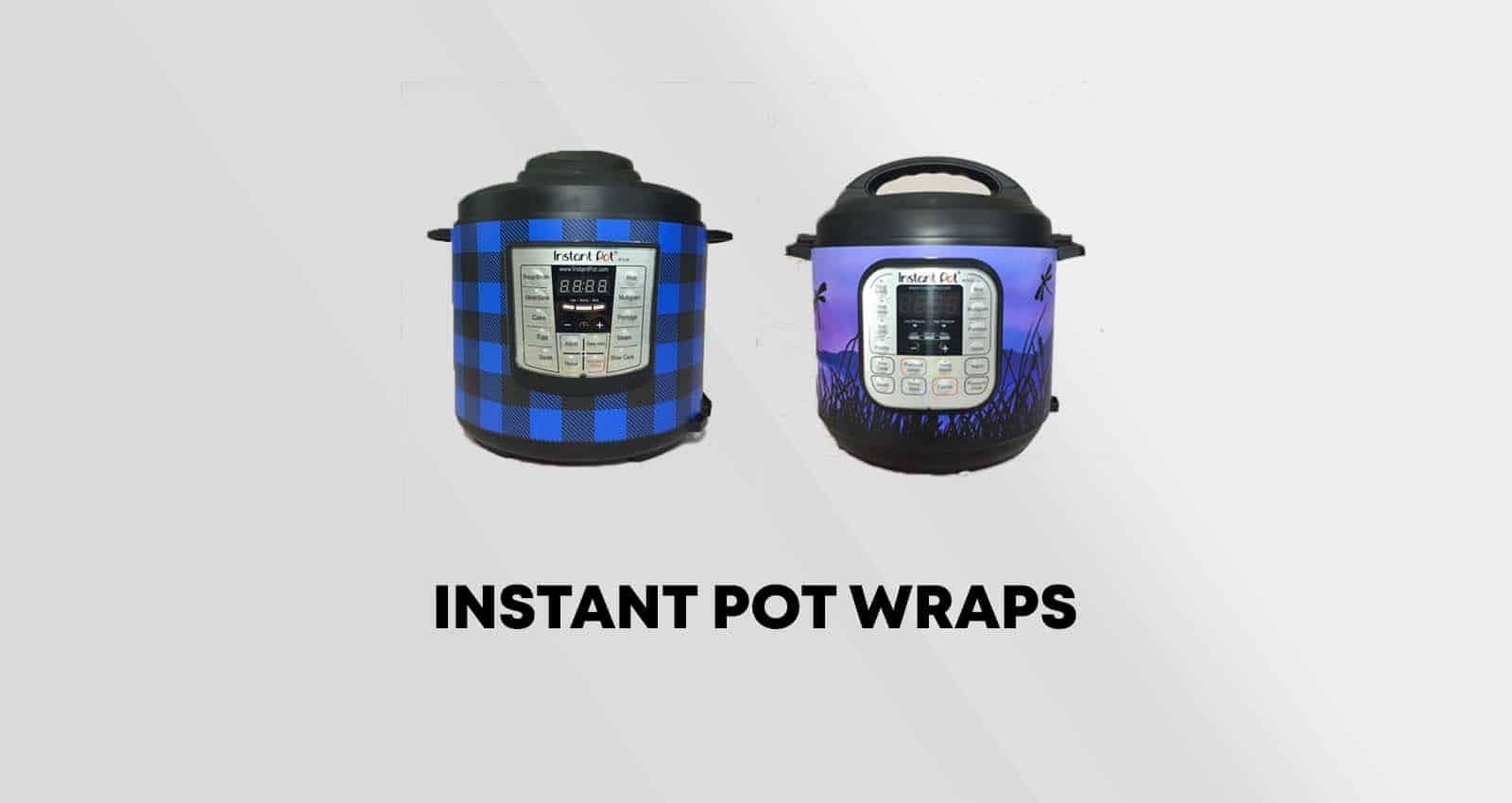 Instant Pot Wraps