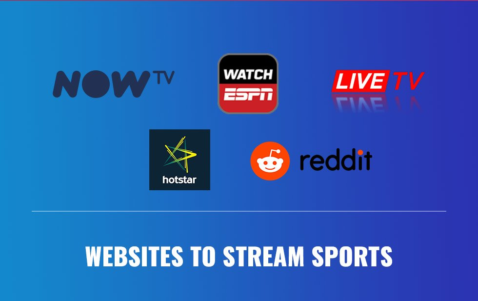 Websites to Stream Sports