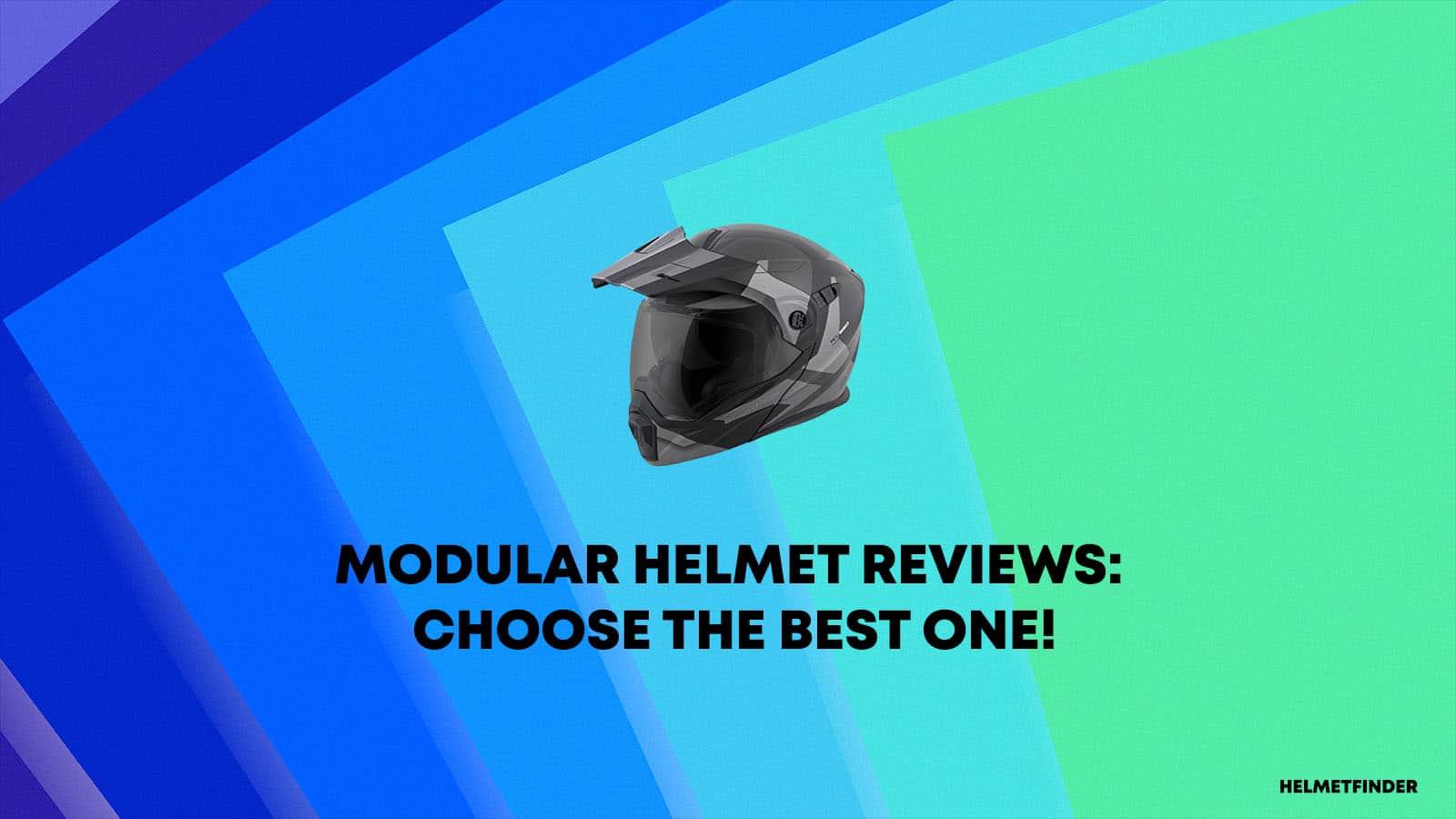 Best Budget Modular Helmets