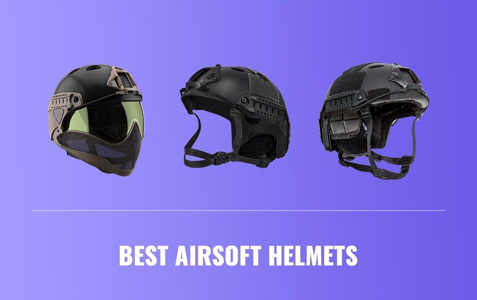 Best Airsoft Helmets