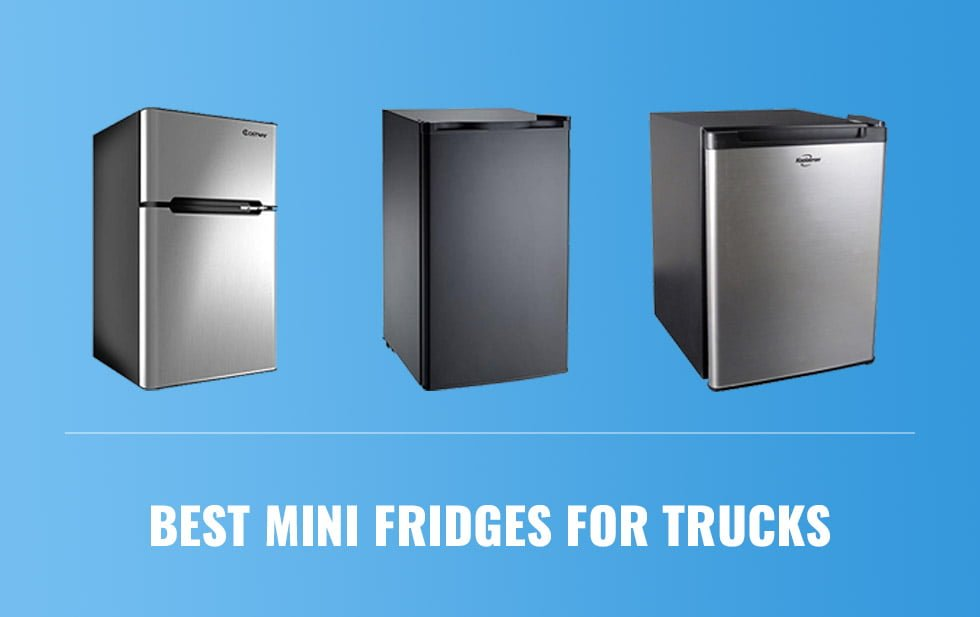 Best Mini Fridges for Trucks