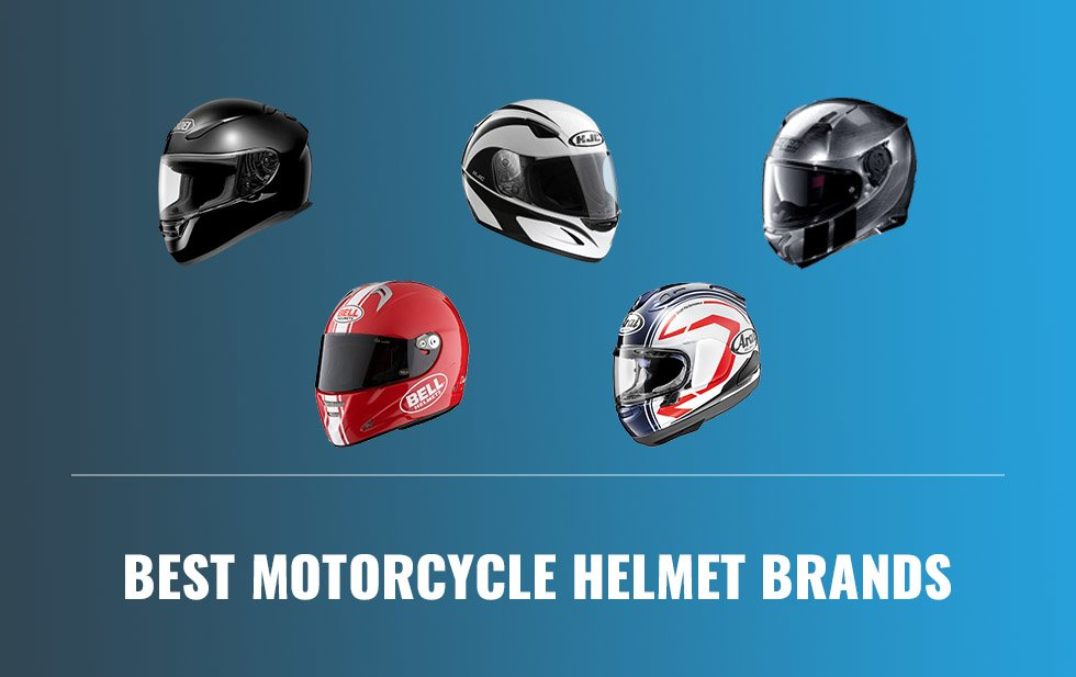 Best Motorcycle Helmet Brands