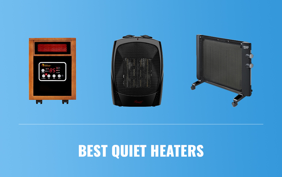 10 Best Quiet Space Heaters In 2020 For Office Bedroom